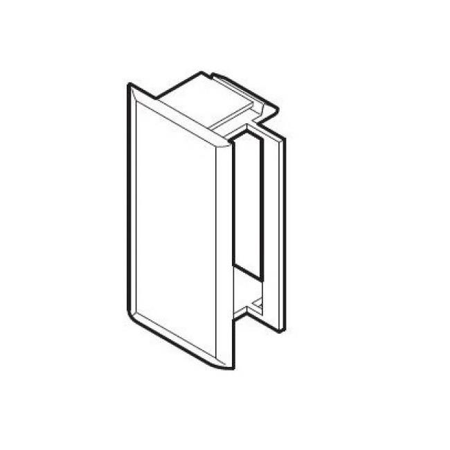 OBO - Jonction COUVAP pour goulotte Clidi Blanc pur - REF - 6132922
