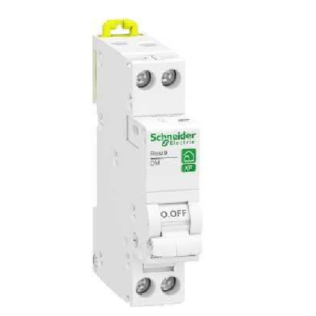 SCHNEIDER ELECTRIC  - Disjoncteur 2A - Rési9 XP - 1 P+N- courbe C - REF - R9PFC602