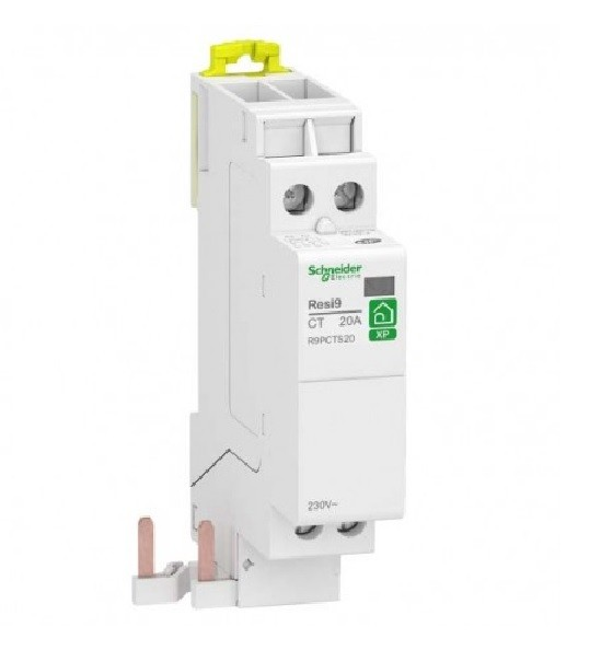 SCHNEIDER ELECTRIC - Resi9 XP - Contacteur standard - 2NO - 20A - Ref R9PCTS20