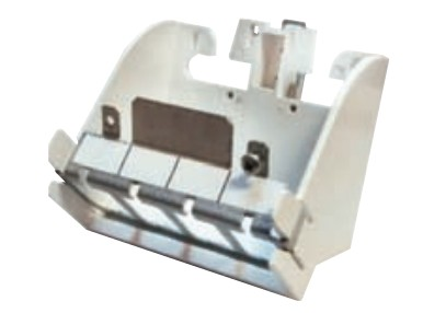 TONNA - Support plastique 4 embases RJ45 - Réf - 828060