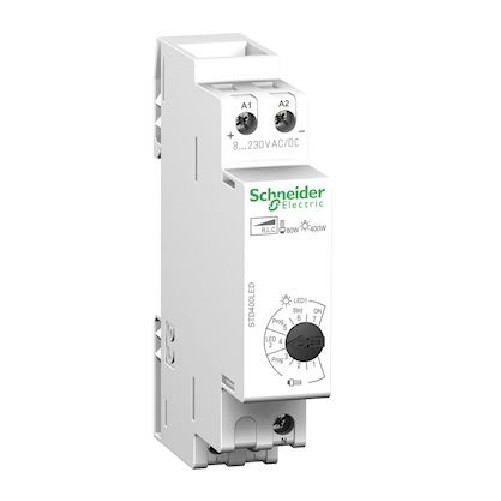 SCHNEIDER ELECTRIC - Acti9 - Variateur Din Universel 400w - Standard Std400 Led - Commande éclairage- ref - CCTDD20016