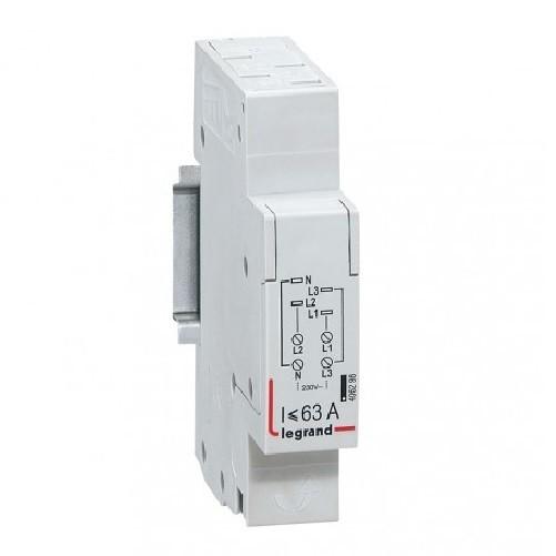 LEGRAND - Module d\'alimentation Tétrapolaire - borne auto - Ref - 406298