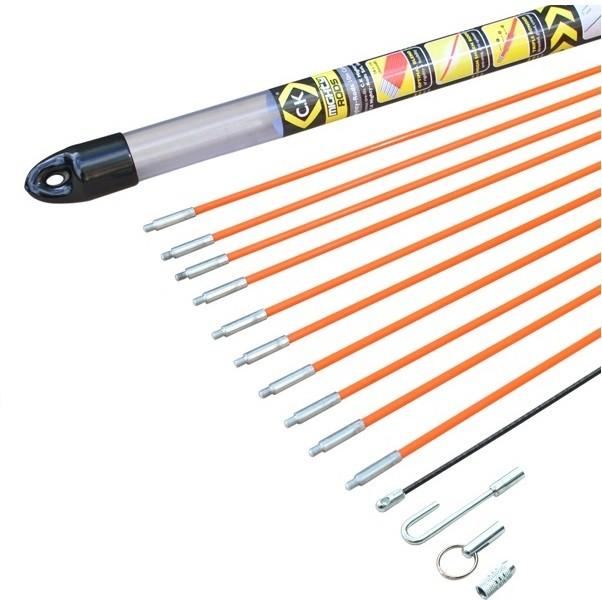 CK - Jeu de 10 baguettes tire-fils - Avec accessoires - Réf - T5410