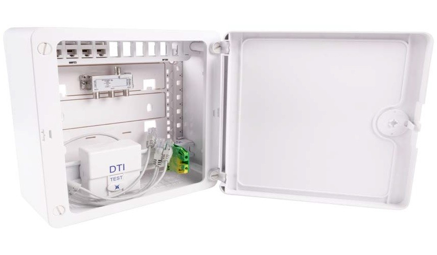 CAE - Coffret de Communication - Axitronic - Grade 1 - Réf - ASBNEP1101