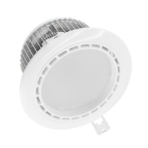MIIDEX - Spot LED Fixe 4 Zones avec Alimentation Electronique 13W RGB + 4000K - REF - 76484