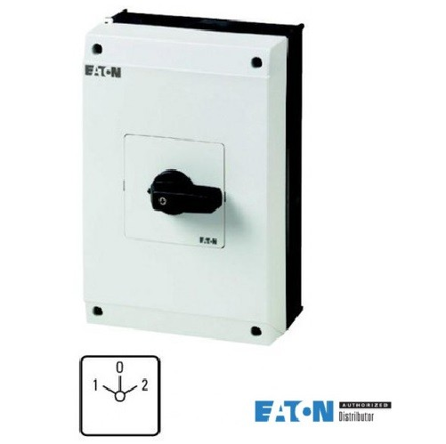 EATON - Inverseur de source - 8 Contacts - 63A Ref - 207230