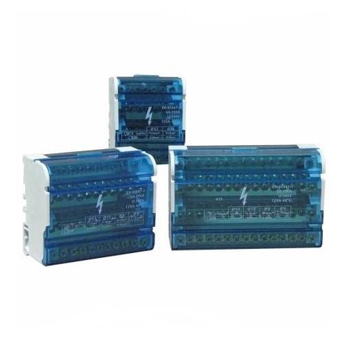 DIGITAL ELECTRIC - Répartiteur Électrique 125A 4x6 départs - Réf - 41522