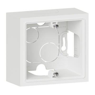 LEGRAND - Cadre saillie 1 poste dooxie finition blanc - REF 600041