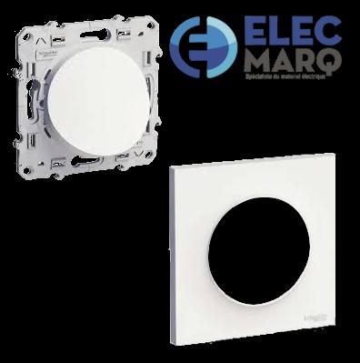 Les Complets SCHNEIDER Odace Sortie de câble avec Elecmarq