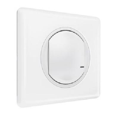 LEGRAND - Commande sans fil Céliane avec Netatmo pour éclairage ou prise connectée ou micromodule - blanc Réf 067723