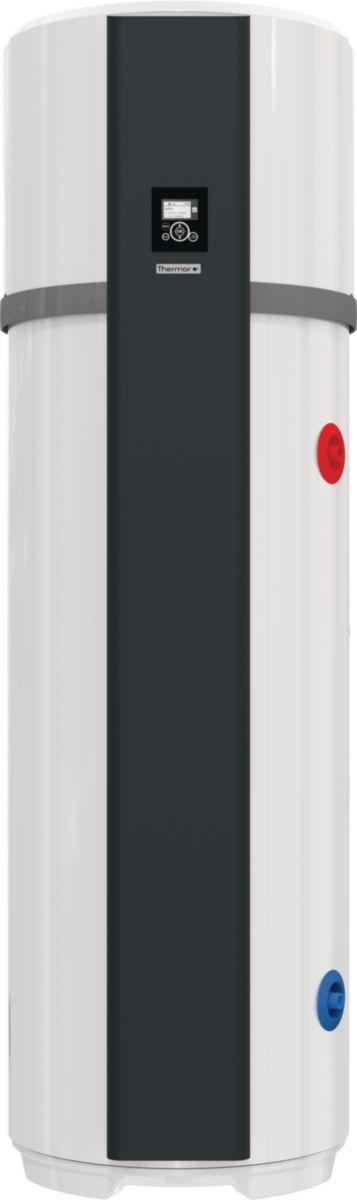 THERMOR - Aéromax 5 Chauffe-Eau Vertical Mural 100L - Ref 296110