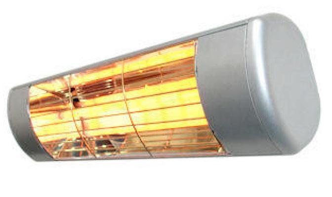 Emetteur Infrarouge Etanche pour chauffage en extérieur - Réf - HLW20