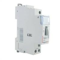 Legrand - Télérupteur standard à vis 230 V~- 1P - 250 V~ - 16 A - 1F - 1 mod - REF 412408