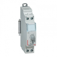 LEGRAND - Minuterie - 16 A - 230 V~ - 50/60 Hz - recyclable - REF 412602