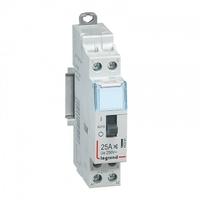 LEGRAND - Contacteur domestique silencieux - 230 V~ - 2P - 250 V~/25 A - 2 F - REF 412501