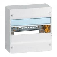 LEGRAND - Coffret Drivia 13 modules - 1 rangée - IP30 - IK05 - Blanc RAL 9003 - REF 401211