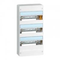 LEGRAND - Coffret Drivia 13 modules 3 rangées - IP30 - IK05 - Blanc - REF 401213