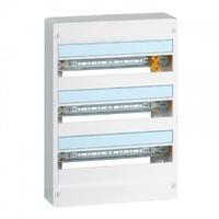 LEGRAND - Coffret Drivia 18 modules - 3 rangées - IP30 - IK05 - REF 401223