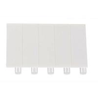 LEGRAND - Obturateur 13 modules - blanc RAL 9010 - REF 001662