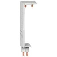 SCHNEIDER ELECTRIC - Peigne vertical DuoLine XP ID'clic 63A et XP 25 ou 40 A - Réf - 14909