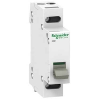 SCHNEIDER ELECTRIC- Interrupteur de commande Acti9, iSW 2P 20A 415VCA - REF A9S60220