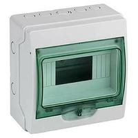 SCHNEIDER ELECTRIC - Coffret étanche mini Kaedra - pour appareillage modulaire - 195 x 200 mm - 8 modules -  REF 13959