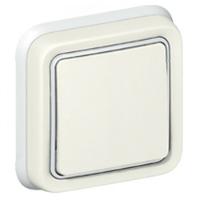 LEGRAND - Va-et-vient Prog Plexo complet encastré blanc - 10 AX -  REF 069851
