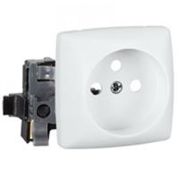 LEGRAND - Prise 2P+T éclips appareillage saillie composable - bornes auto - blanc - REF 086127