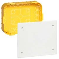 LEGRAND - Boîte pour dérivation Batibox - cloison sèche - 230x170x50 mm - REF 089375