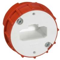 LEGRAND - Boîte luminaire Batibox - maçonnerie - couvercle DCL - pr applique à bornes auto - REF 089204