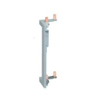 HAGER - Barre alimentation -  ID pour 2 rangées entre 125 mm -  Ref KCN225
