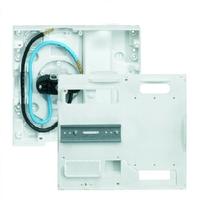 HAGER - Panneau de contrôle - 45mm pour CBE ou Linky - Ref GA01N