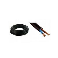 MIGUELEZ - Câble Electrique rigide 2X1.5 Sans V/J - Couronne de 100m - REF CabrO2v2x1.5