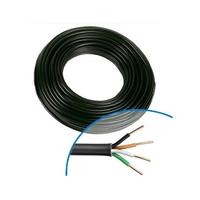 MIGUELEZ - Câble électrique RO2V 4G1.5 - Couronne de 100m - REF CabrO2v4G1.5
