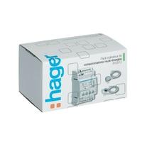 HAGER - Pack afficheur modulaire des consommations multi-énergies RT2012 - Ref EC453