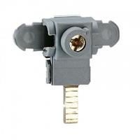 LEGRAND - Borne de raccordement pour peigne universel - section 4 à 25 mm - IP 2x - REF 404905