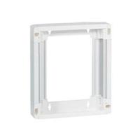 LEGRAND - Rehausse pour coffret Drivia 13 modules 1 rangée - Blanc - REF 401371