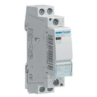 HAGER - Contacteur 25A, 2F, 230V - Hager - Ref ESC225
