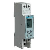 HAGER - Interrupteur horaire électronique 1 voie 7j 1 module - Ref EG072
