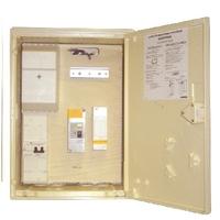 Michaud - COFFRET DE BRANCHEMENT PROVISOIRE MONOPHASE 10/45A - ref MIHP490