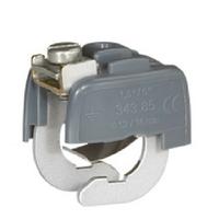 Connecteur de liaison équipotentielle Ø mini 28 mm - Ø maxi 32 mm ElecConect