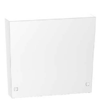 Schneider Electric - Jonction sol/plafond pour goulotte GTL Resi9 18 modules - R9H18535