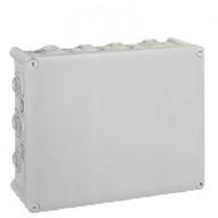 LEGRAND - Boîte dérivation étanche Plexo gris - 310x240x124 - embout (24) -IP55/IK07- 750C - Ref - 092082