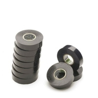 Ruban  adhésif PVC Isolant Noir x 10 rouleaux - ElecRub1