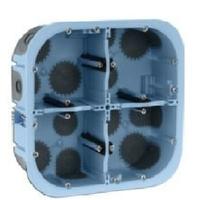Eur'Ohm - Boîte d'encastrement XL AIR'métic - 2X2 postes - profondeur 50 mm - REF 51017