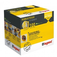 LEGRAND - Distributeur boîtes Ecobatibox (x 100) - prof. 40 mm  Réf - 080012