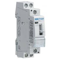 HAGER - Contacteur JN 25A, 2F, 230V - Ref ETC225