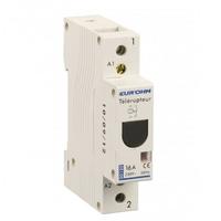 Eur'ohm - Télérupteur - 1P - 16A  - 1F - Réf 30130