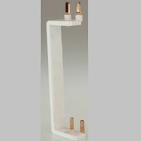 Eur'ohm - Peigne vertical - Monobloc - Phase+Neutre  63A -  Réf 19072
