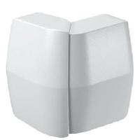 REHAU - Angle exterieur variable pour Moulure  Atriane - 34X17 mm - Ref - 735727 -100
